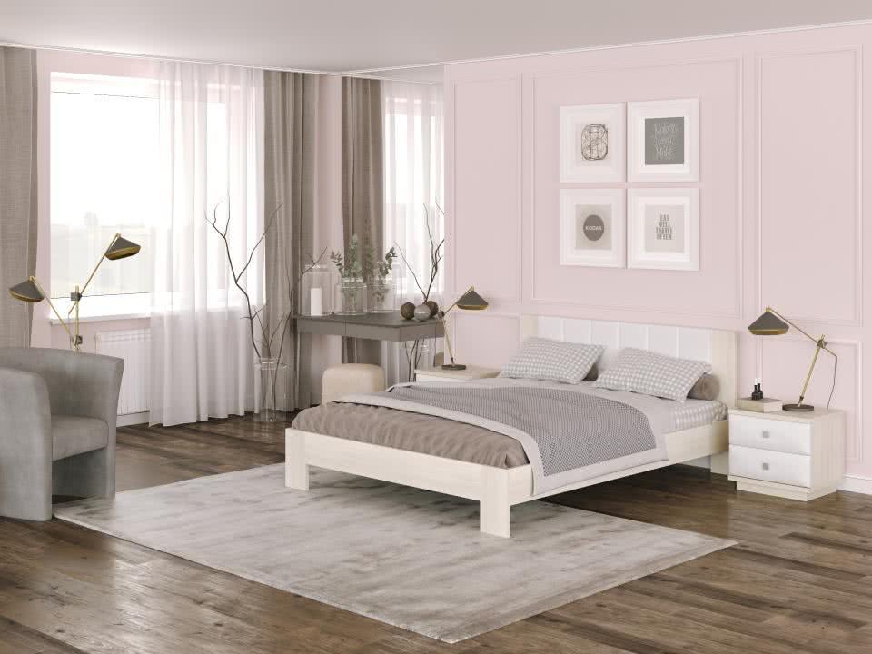 Кровать Орматек Soft (экокожа)