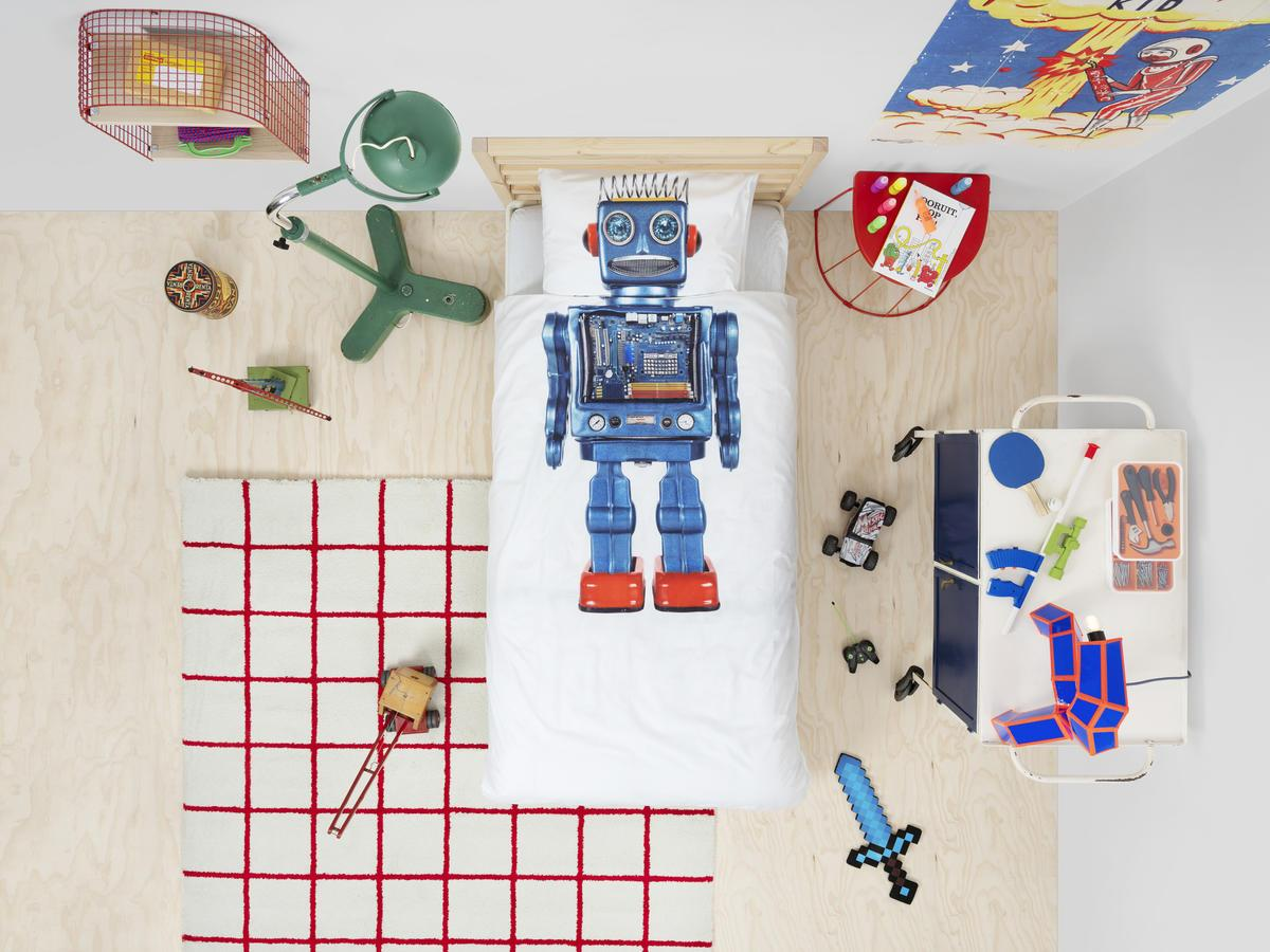Постельное белье Snurk Робот