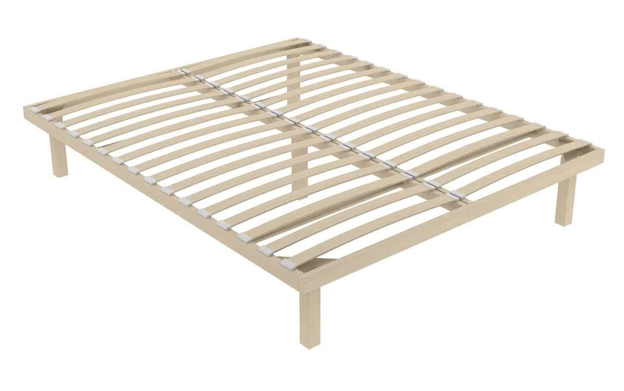 Основание Sleeptek деревянное широкое