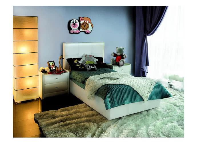 Кровать Аскона Leo с подъемным механизмом, 3 категория