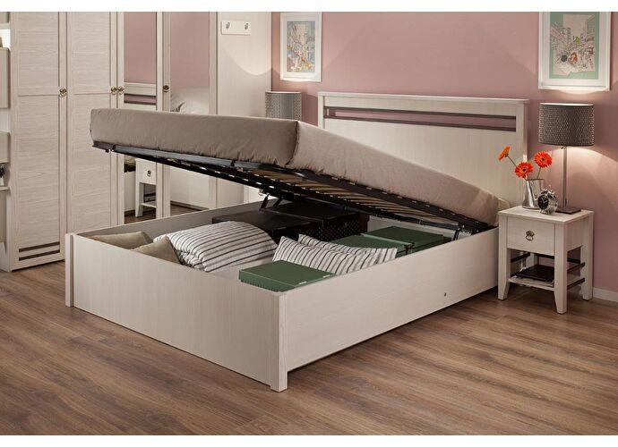 Кровать Глазов Бриз 33.2 с подъемным механизмом (140)