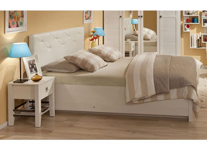 Кровать Глазов Бриз 38.2 с подъемным механизмом (140)