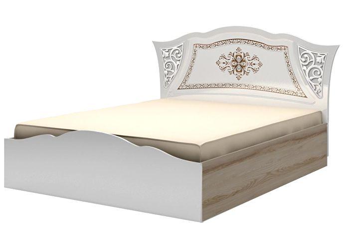 Кровать Ижмебель Династия, мод. 8 (180)