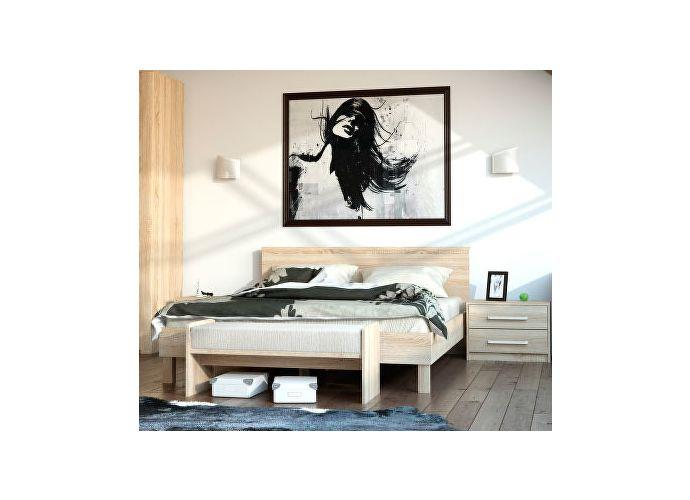 Кровать Корвет МК 44, 18 (160)