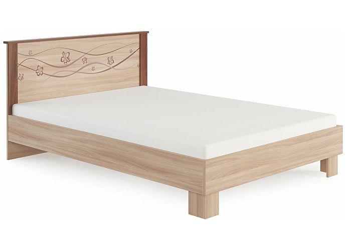 Кровать МСТ Сальвия, мод. №1.2 (120)