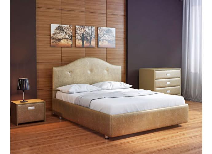 Кровать Орматек Como 7 цвета люкс и ткань