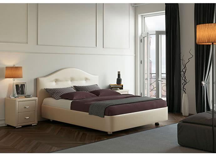 Кровать Орматек Rocky 3 цвета люкс и ткань