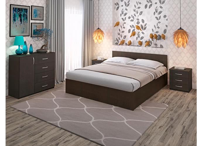 Кровать Промтекс-Ориент Рено  прямая