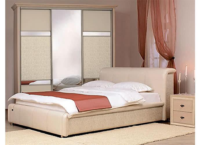 Кровать Сильва  Доминик меркури