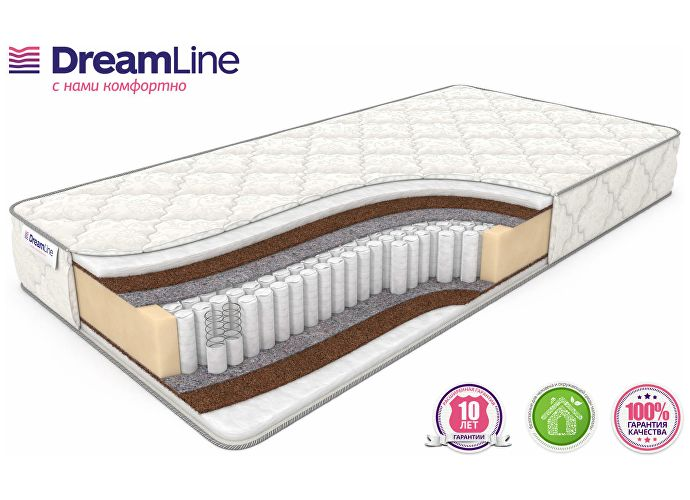 DreamLine Eco Hol Hard S1000