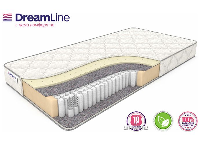 DreamLine Single Sleep 3 S1000