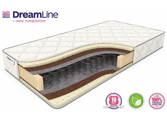 DreamLine SleepDream Medium Bonnell
