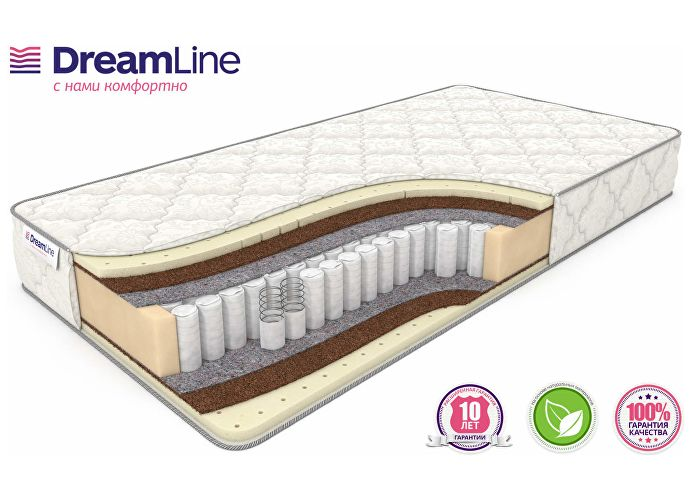 DreamLine SleepDream Medium TFK