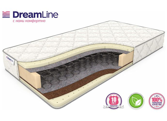 DreamLine SleepDream Soft Bonnell