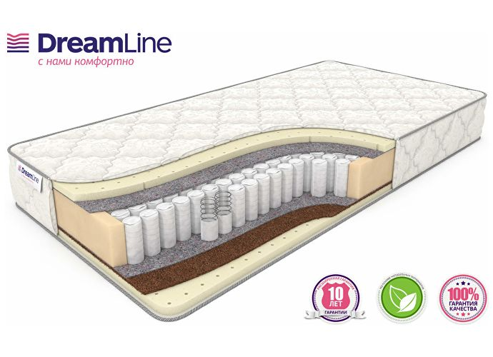 DreamLine SleepDream Soft TFK
