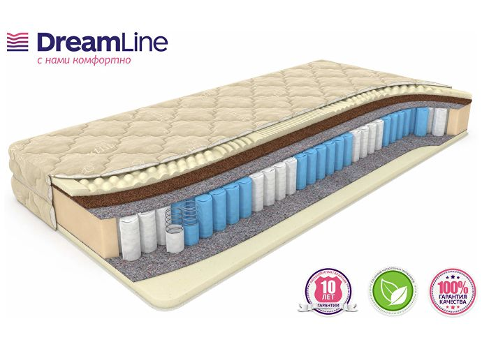 DreamLine Soft Smart Zone