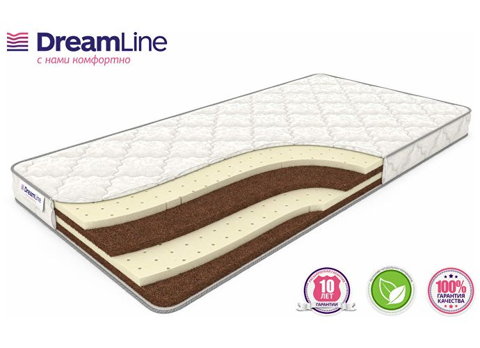 DreamLine Springless Mix Slim