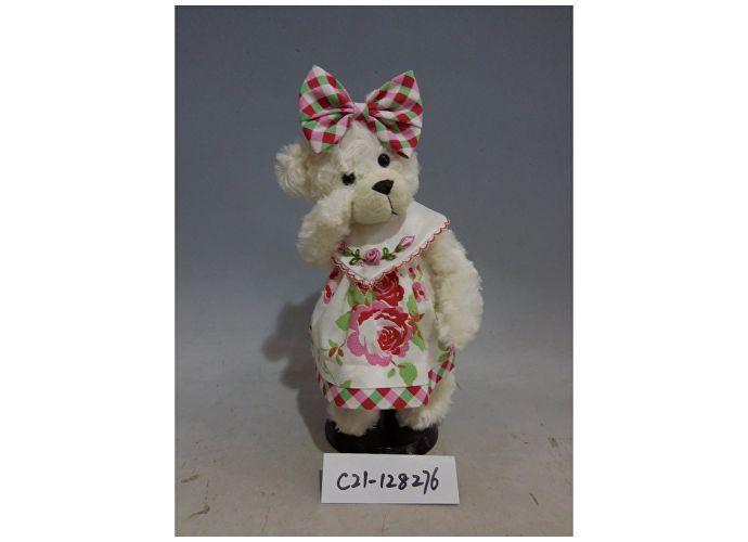 Интерьерная кукла Медвежонок C21-128276