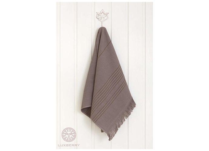 Кухонное полотенце Luxberry Simple, шоколад