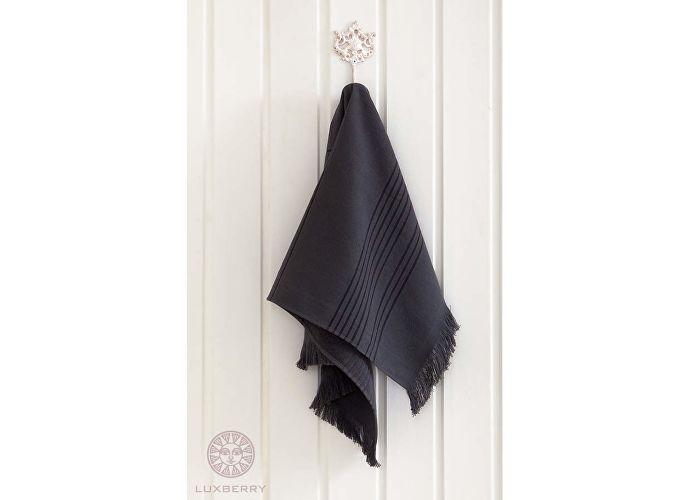 Кухонное полотенце Luxberry Simple, антрацит