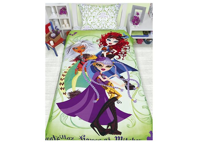 Комплект Disney Bratzillas Witches Green