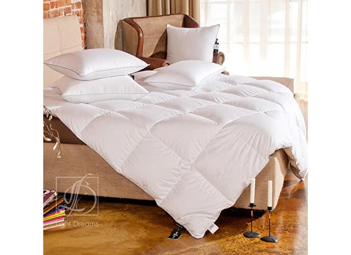 Одеяло пуховое Lucky Dreams Bliss, теплое