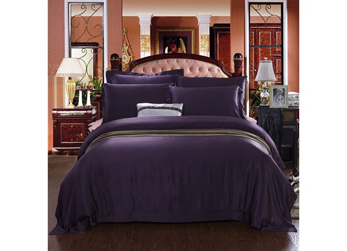 Комплект Luxe Dream Пурпурный