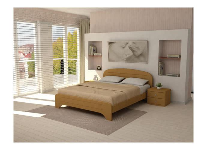 Кровать Торис Таис D22 (Моко)