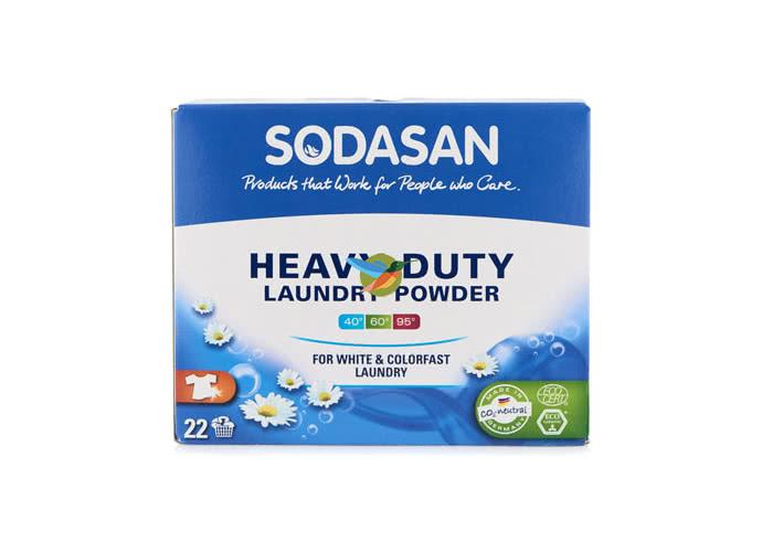 Порошок стиральный Sodasan Heavy Duty