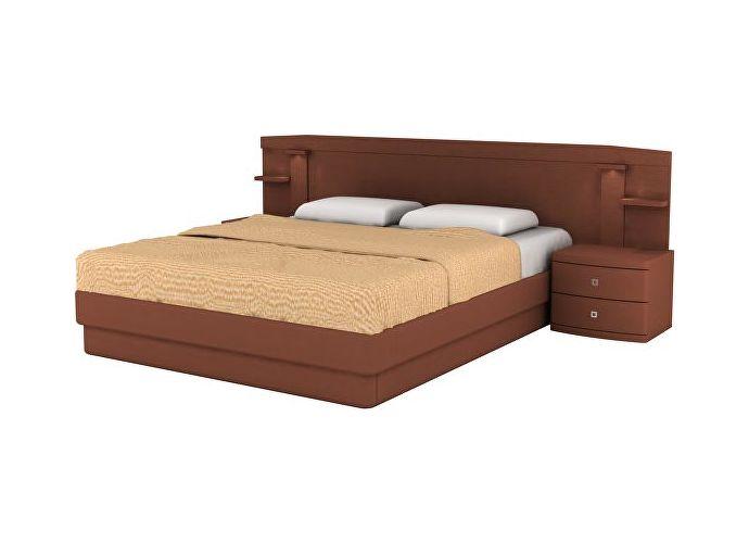 Кровать Торис ЮМА А2 (Лунд)