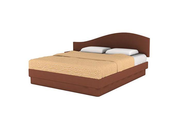 Кровать Торис ЮМА D4 (Бенар) левый