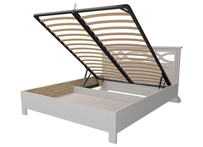 Кровать Райтон Nika-M-тахта с подъемным механизмом (береза)