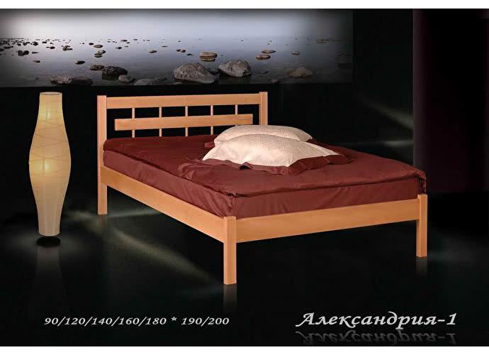Кровать Фокин Александрия 1 Бук