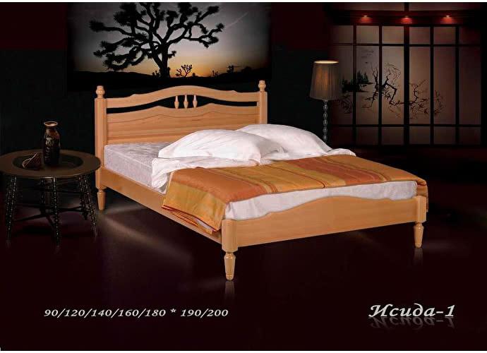Кровать Фокин Исида 1 Ольха