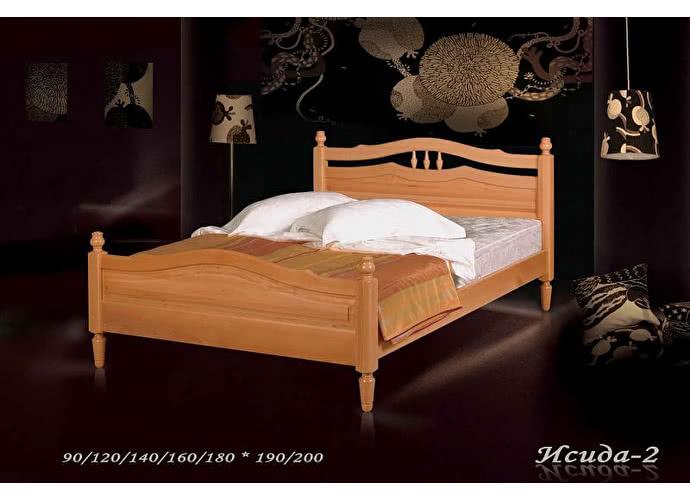 Кровать Фокин Исида 2 Ольха