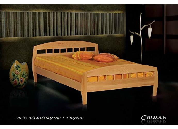 Кровать Фокин Стиль 2 Бук