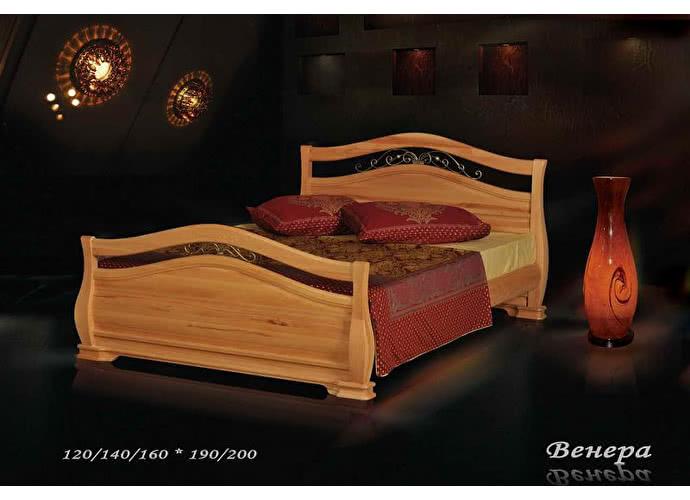 Кровать Фокин Венера 2 Ольха
