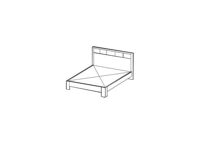 Кровать Интеди Максима (160)