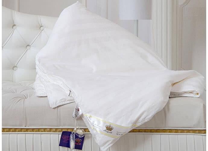 Шелковое одеяло Kingsilk Классик всесезонное