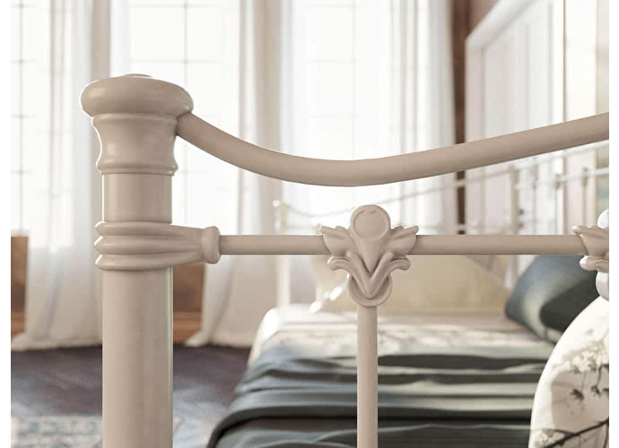 Кровать-диван Originals by Dreamline Guardian Белый глянцевый