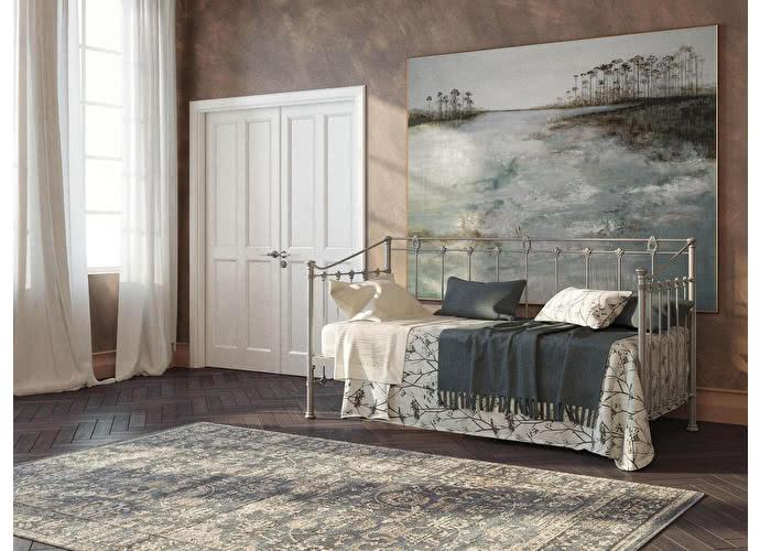 Кровать-диван Originals by Dreamline Guardian Серебро