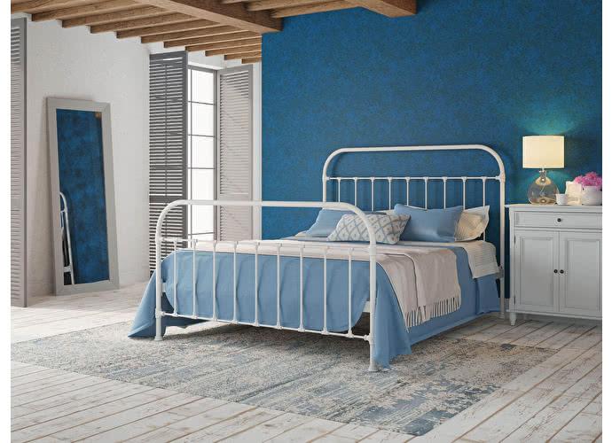 Кровать Originals by Dreamline Pauline (1 спинка) Белый матовый