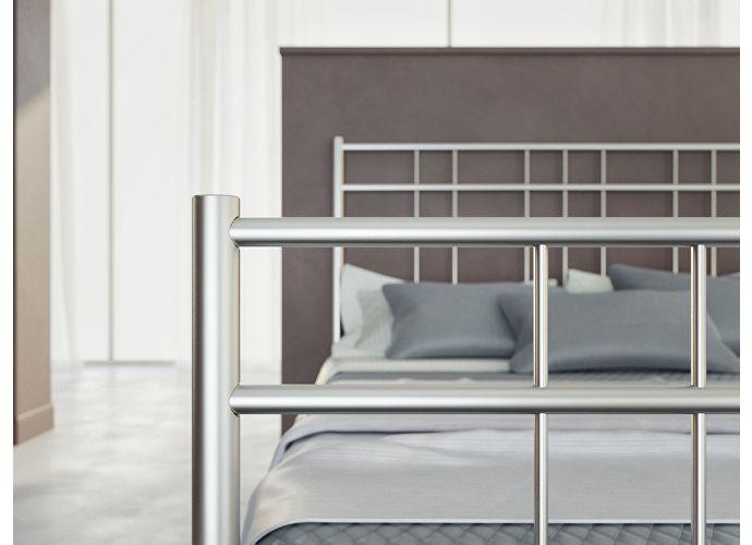Кровать Originals by Dreamline Modena (2 спинки) Бронза