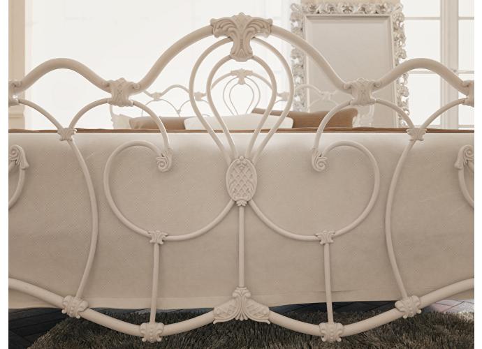 Кровать Originals by Dreamline Michelle (1 спинка) Белый матовый