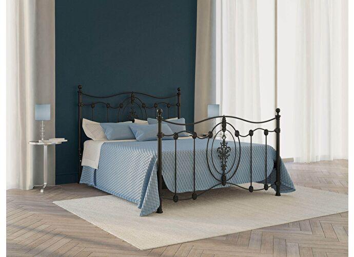 Кровать Originals by Dreamline Diana (1 спинка) Черный глянцевый