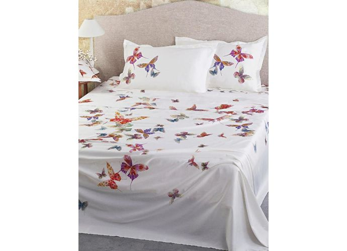 Комплект Mirabello Butterfly White