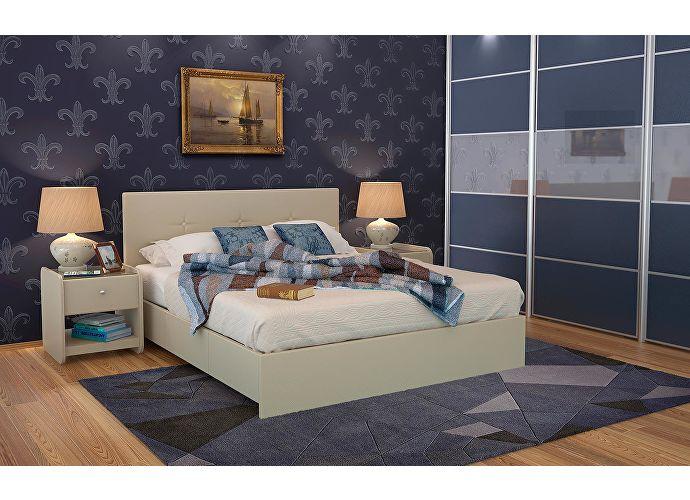 Кровать Аскона Isabella 109 (бежевый)