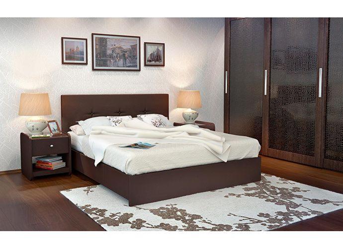 Кровать Аскона Isabella венге