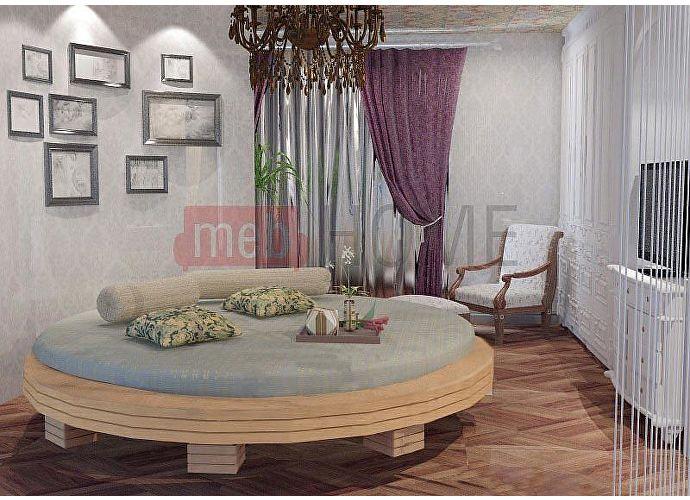 Кровать Шале Арена сосна