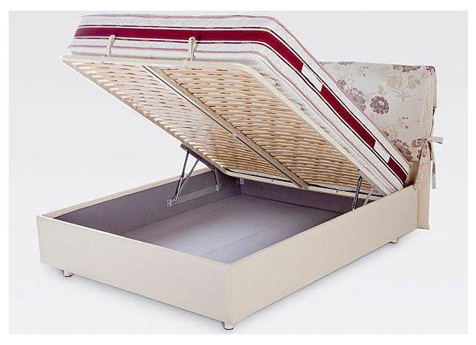 Кровать Консул Афина (кожа)